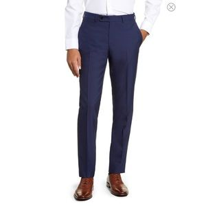 35x30 Ted Baker Jefferson Navy Trousers